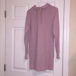Pink Target Sporty Pullover